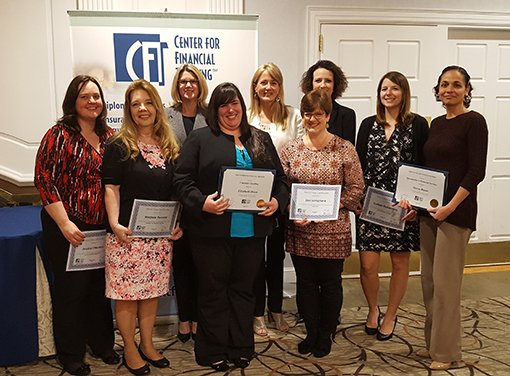 Chelsea Employees honored for CFT Awards