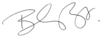 Michael Rauh's signature