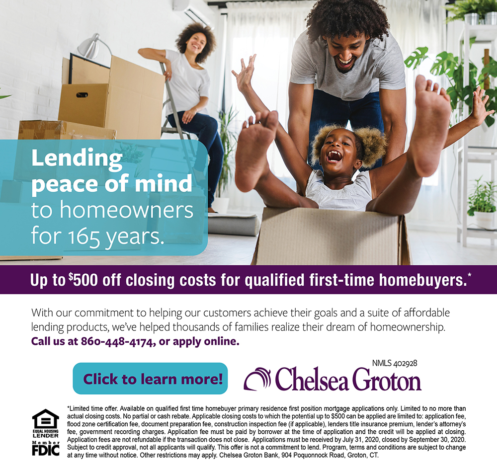 First-time homeowners up to $500 off closing costs for qualified first-time homebuyers*.