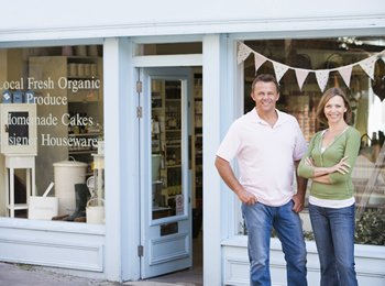 Small Organic Business Owners