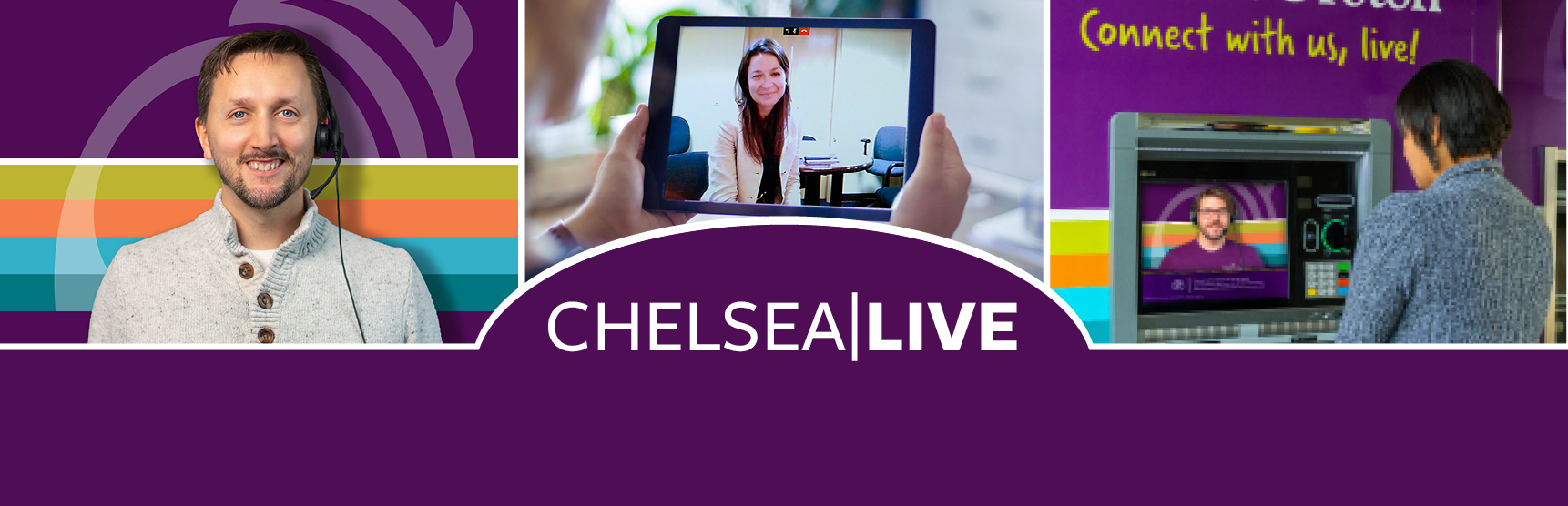 Chelsea|LIVE Video Banking